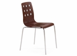 Dining Chair - 9 Dragones Chair (Set of 4) - Zuo Modern - 108124