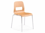 Dining Chair - Escape Chair (Set of 4) - Zuo Modern - 108103