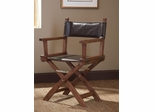 Director's Chair Accent Chair in Walnut - 902056