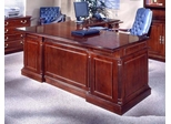 DMI Office 66 Inch Executive L-Shaped Desk with Right Return - Traditional Office Furniture - 7990-48