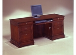 DMI Office 72 Inch Kneehole Credenza - 7684-21