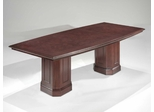 DMI Office 96 Inch Boat Top Conference Table 7376-96