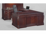 DMI Office Executive Left U-Shaped Desk - 7688-58