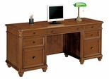 DMI Office Kneehole Credenza - 7480-21