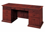 DMI Office Kneehole Credenza - Executive Office Furniture / Home Office Furniture - 7302-21