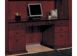DMI Office Kneehole Credenza without Return Moulding - Executive Office Furniture / Home Office Furniture - 7302-215