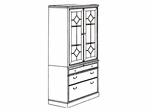 DMI Office Lateral File Storage Cabinet 7376-07