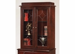DMI Office Two-Door Stacking Bookcase for Lateral File 7376-46