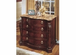 DMI Office Two Drawer Lateral File with Marble Top - 7688-17