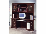 DMI Traditional Office Credenza and Hutch -7350-22-47
