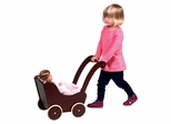Doll Buggy in Espresso - Guidecraft - G98107