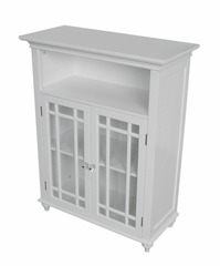 Double Door Floor Cabinet - Neal - 7466