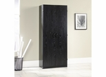Double Door Storage Cabinet Ebony Ash - Sauder Furniture - 410814