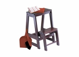 Double Step Stool - Winsome Trading - 94022