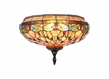 Dragonfly Wall Sconce - Dale Tiffany