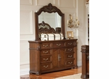 DuBarry Nine Drawer Traditional Dresser - 201823