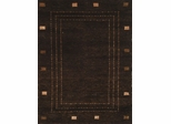 Eastern Weavers Adeline Chocolate Hand Tufted Modern Rug