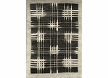 Eastern Weavers Adeline Hand Tufted Black Grey Rug