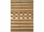 Eastern Weavers Adeline Hand Tufted Modern Rug in Brown