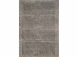 Eastern Weavers Adeline Hand Tufted Modern Rug in Grey