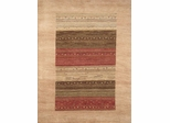Eastern Weavers Adeline Hand Tufted Modern Rug in Peach