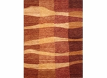 Eastern Weavers Adeline Hand Tufted Rust Rug