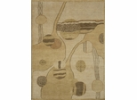 Eastern Weavers Adeline Wool Hand Tufted Ivory Beige Rug