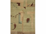 Eastern Weavers Adeline Wool Hand Tufted Sage Rug
