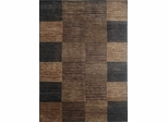 Eastern Weavers Arzu Coffee Hand Tufted Wool Rug