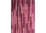 Eastern Weavers Arzu Deep Pink Hand Tufted Wool Rug