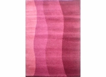 Eastern Weavers Arzu Deep Pink Wool Rug