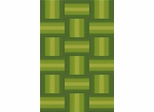Eastern Weavers Arzu Green Rectangular Rug