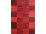 Eastern Weavers Arzu Red Hand Tufted Wool Rug