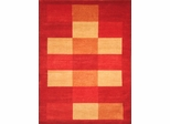 Eastern Weavers Arzu Red Peach Hand Tufted Wool Rug