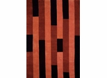 Eastern Weavers Arzu Rust Hand Tufted Rug