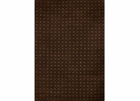 Eastern Weavers Basket Weave Chocolate Wool Rug