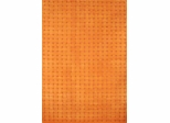 Eastern Weavers Basket Weave Terra Cotta Wool Rug