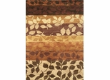 Eastern Weavers Brandon Beige Rust Hand Tufted Rug