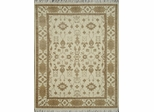 Eastern Weavers Egyptian Sphinx Ivory Persian Rug