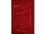 Eastern Weavers Ethan Red Modern Rug