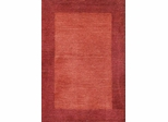 Eastern Weavers Henley Cranberry Wool Border Rug