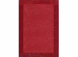 Eastern Weavers Henley Wine Wool Border Rug