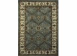 Eastern Weavers Martha Salina Blue Ivory Wool Oriental Rug