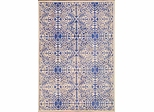 Eastern Weavers Preston Blue Ivory Wool Rug