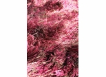 Eastern Weavers Silk Shag Maroon Mix Hand Woven Rug