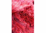 Eastern Weavers Silk Shag Red Mix Hand Woven Rug