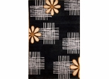 Eastern Weavers Soho Black Ivory Tibetan Wool Rug