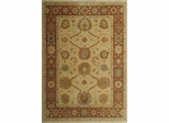 Eastern Weavers Turkish Treasures Beige Rust Persian Rectangular Rug