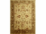 Eastern Weavers Turkish Treasures Gold Brown Persian Rug