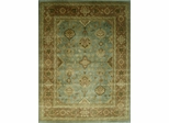 Eastern Weavers Turkish Treasures Green Brown Persian Rug